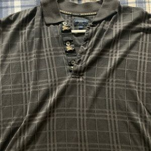 Men's Burberry XL Polo
